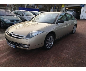 Voiture occasion Citroën C6 V6 HDI 1