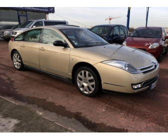 Voiture occasion Citroën C6 V6 HDI 2