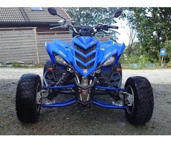 superbe moto quad yamaha 700 2