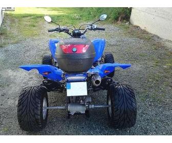 superbe moto quad yamaha 700 3