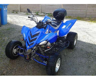 superbe moto quad yamaha 700 1