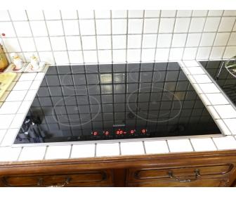 Vends plaque de cuisson à induction SIEMENS 1