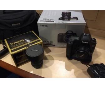 Pack Canon 5D Mark III 2