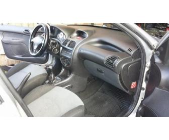 Peugeot 206 1,4 HDI, Ac Diesel 2