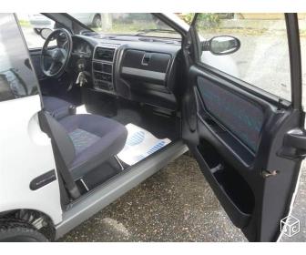 voiture sans permis aixam 400 4 super luxe. Black Bedroom Furniture Sets. Home Design Ideas