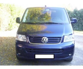 Volkswagen Multivan (2) 2.5 tdi 130 carat tiptronic 7pl 1