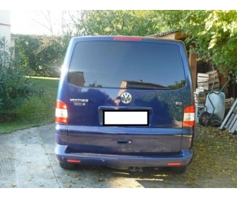 Volkswagen Multivan (2) 2.5 tdi 130 carat tiptronic 7pl 3