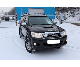 Toyota HiLux 2013 1