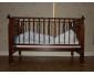 Lit cage bébé occasion