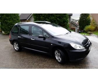 Peugeot 307sw 2.0hdi 136cv 2