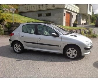 Peugeot 206 occasion 3