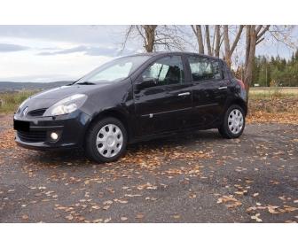 A vendre Renault Clio occasion 1