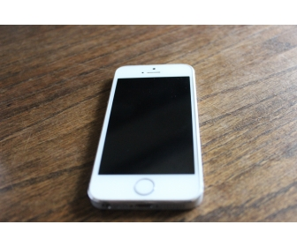 iPhone 5S 16GB blanc 1