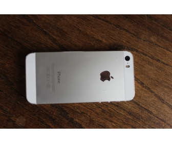 iPhone 5S 16GB blanc 3