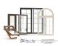 Fenêtres PVC -bois- alu