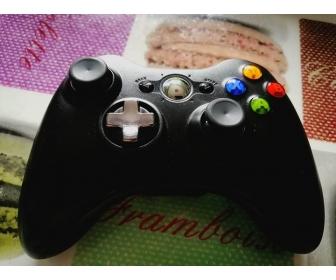 Xbox 360 / 33 jeux complets sur disque dur / 119 Go Libre/ Manette + c 4