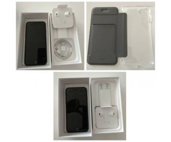 Iphone 7 plus noir mat 256Go 1