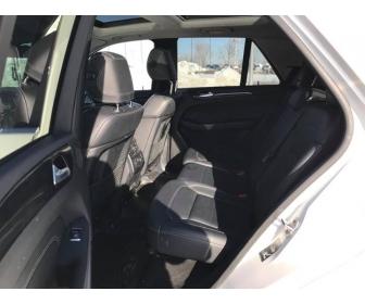 Mercedes Benz Ml350 Bluetec 2012 diesel 3