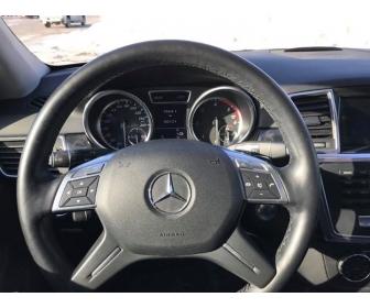 Mercedes Benz Ml350 Bluetec 2012 diesel 2