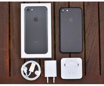 IPhone 7 Noir 1