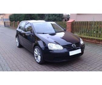 Volkswagen Golf 1.9 manuelle, Diesel 1