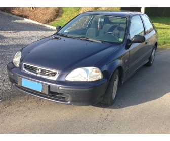Voiture Honda Civic 1