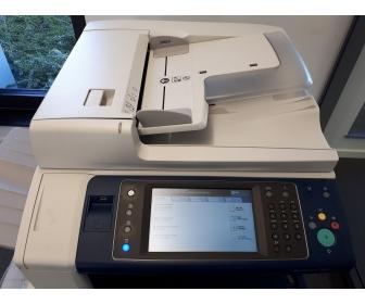 Imprimante workcenter xerox 7525 3