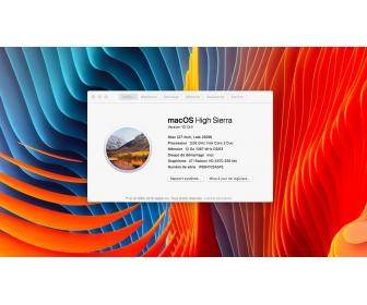 iMac27 Late 2009 - Intel Core 2 Duo à 3,06 GHz - 12 Go RAM 3