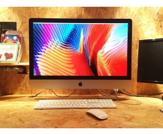 iMac27 Late 2009 - Intel Core 2 Duo à 3,06 GHz - 12 Go RAM 1