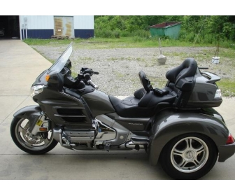 HONDA Goldwing GL1800 TRIKE 3