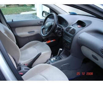 Peugeot 206 1,4 L XT Pack Clim BVA 2