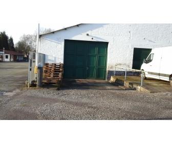 Entrepôt de stockage à louer à Court Saint Etienne. 4