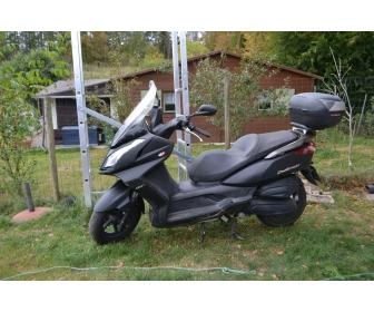 Scooter occasion Kymco à vendre à Namur 1