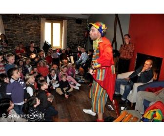 Spectacles de clown, animations de rue pour vos fêtes 1