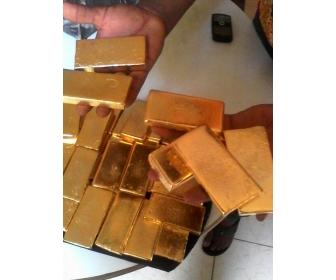 vent de métal d'or 1