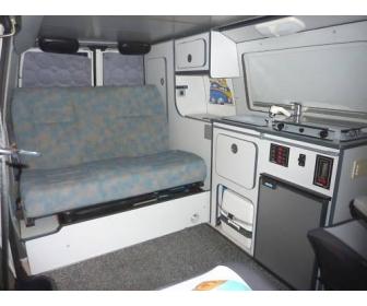 camping car VW t4 2.5 l 102 ch. court 2000 Diesel 1