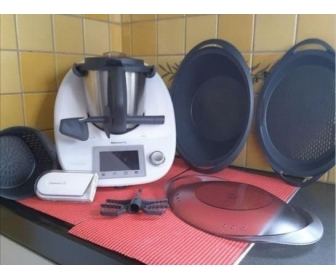 Thermomix Vorwerk TM5 connecté 1