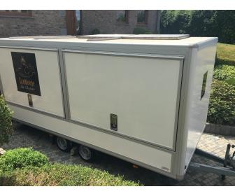 Food truck - rôtisserie ambulante 4