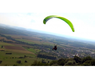 Vends parapente Advance Alpha 6 démo 22m2 PTV 50-70kg 1