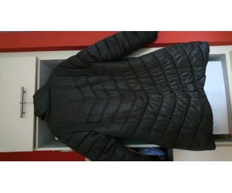Manteau doudoune 1