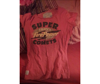 T-shirt femme Superdry 1