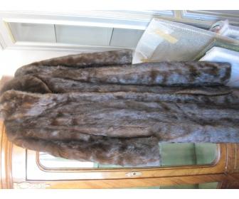 manteau Dolce Gabana fourrure vison 1