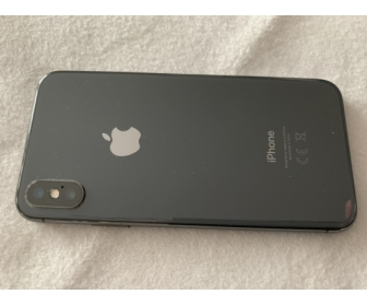 IPhone X 64 Gb Gris Sidéral 1