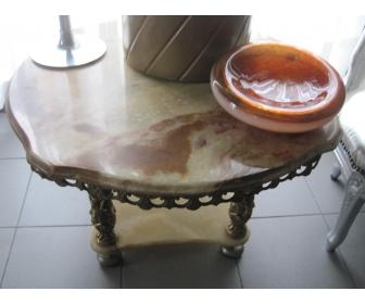 table en marbre 1