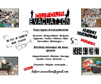 Evacuation de tous types d'encombrants 4
