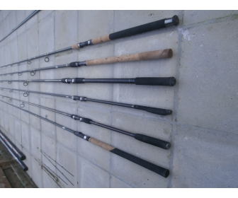 station de pêche FIX2 avec cannes 3