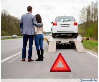 depannage remorquage auto panne accident 0484844850 1