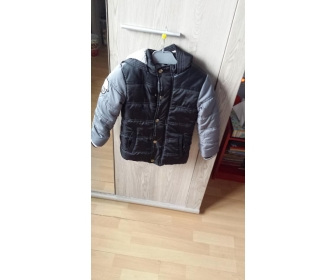 Manteau hiver garçon 4