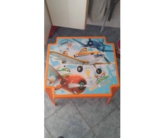 table planes enfant 1
