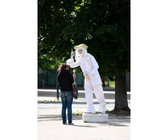 Spectacle de clown, animations de rue, mime,.. 3